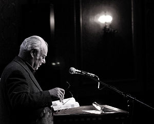 Alistair MacLeod - MacLeod reads from his work