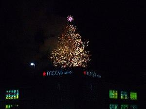 Macy's Great Tree - Image: Macy's Great Tree