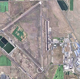 Madras Municipal Airport - 2006 USGS Orthophoto