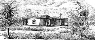 N. R. Pogson - The Madras Observatory c. 1838