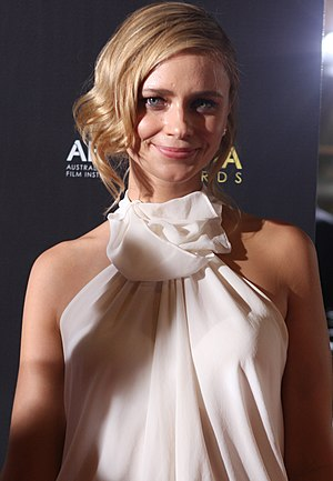 Maeve Dermody - Maeve Dermody at the AACTA Awards in January 2012.