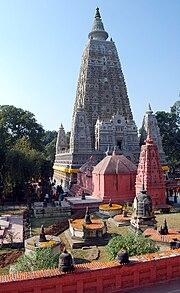 Mahabodhi in Bodhgaya