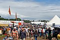 Main Avenue North, New Forest Show 2009 - geograph.org.uk - 1431496.jpg