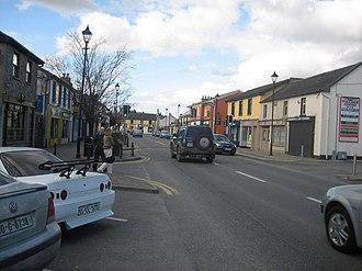 R407 road (Ireland) - Image: Main St., Clane, Co. Kildare geograph.org.uk 1254460