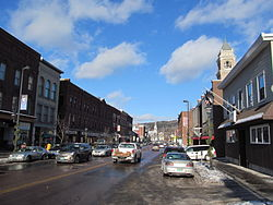 Skyline of Montpelier, Vermont