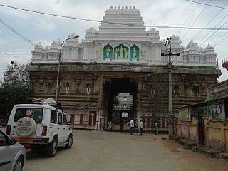 Vedanarayana Temple, Nagalapuram