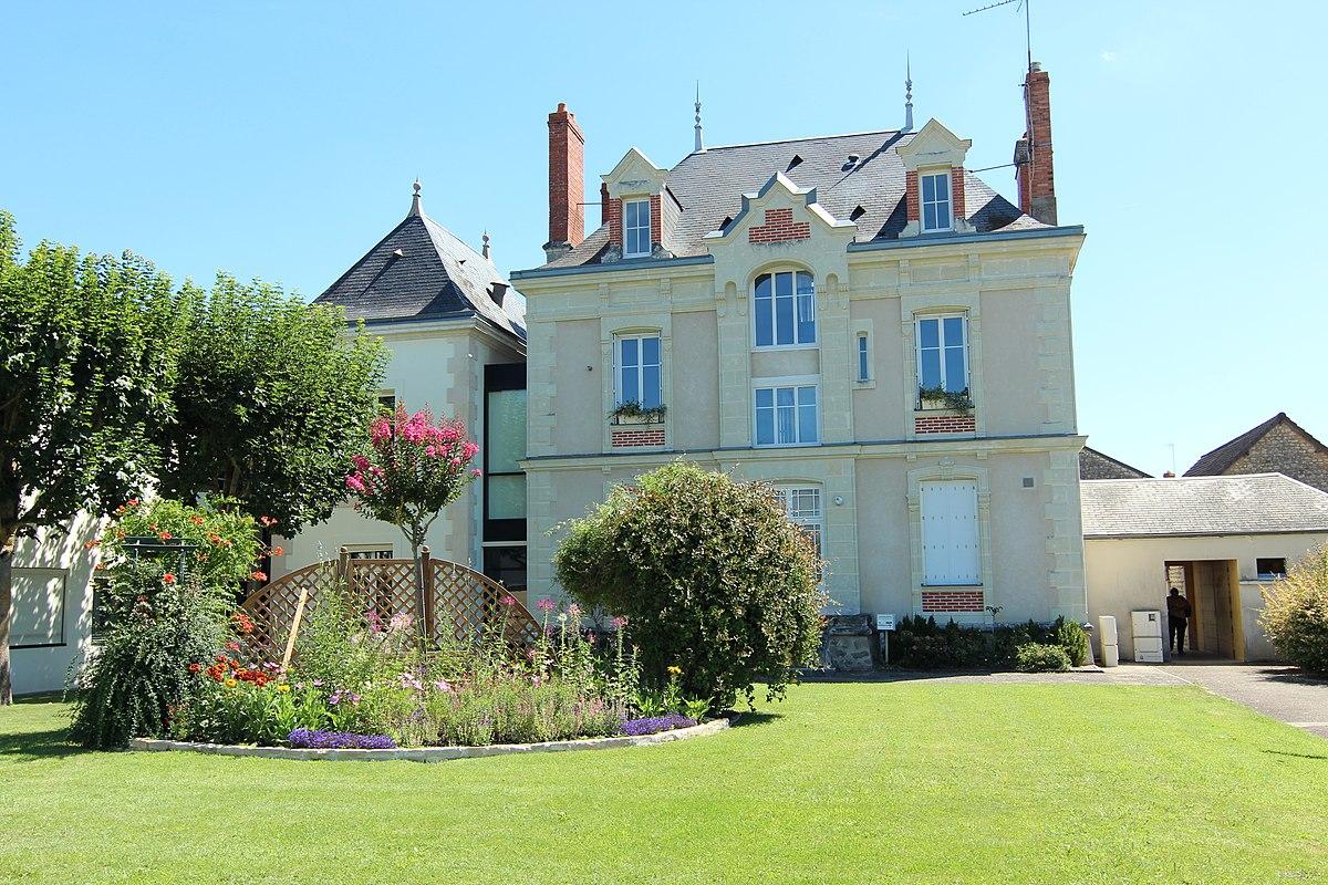Liste des villes et villages fleuris de la vienne wikip dia for Habitat de la vienne chatellerault