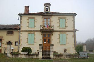 Vert, Landes - Town hall