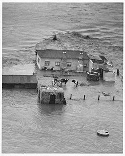 1955 Hunter Valley floods