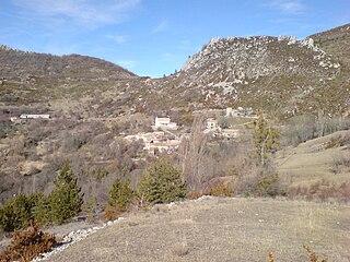 Majastres Commune in Provence-Alpes-Côte dAzur, France