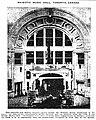 Majestic Music Hall, Toronto, Canada in 1910 (38817931154).jpg
