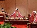 Malaysian girl playing the bonang.jpg
