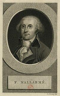 François René Mallarmé French politician