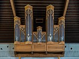 Mallnitz Christkönigskirche Orgel 01.jpg