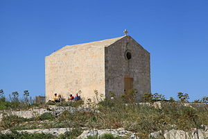 Dingli - Chapel of St. Mary Magdalene