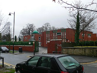 Barelvi - Image: Manchester Central Mosque and Islamic Centre geograph.org.uk 661755