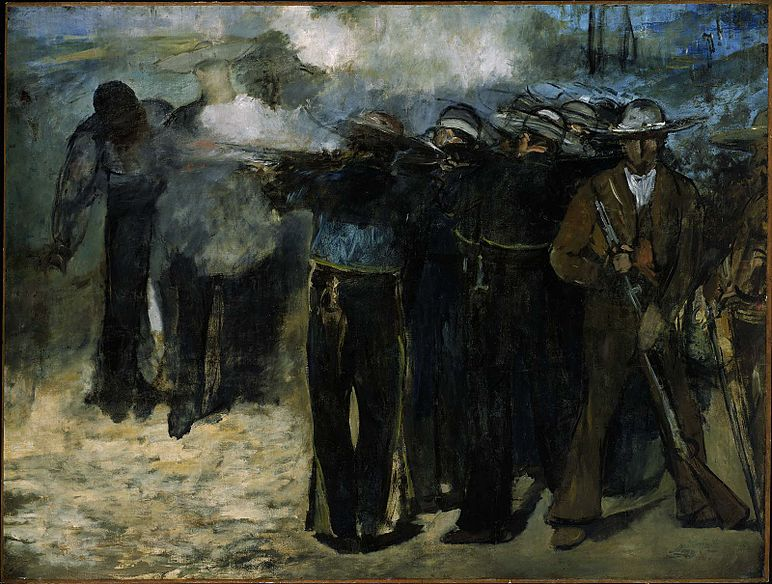 File:Manet, Edouard - The Execution of Emperor Maximilian, 1867.jpg