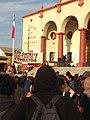 Manifestación cultural en el frontis del Liceo de Niñas de La Serena.jpg