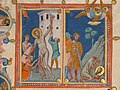 Manuscript Leaf with the Martyrdom of Saint Bartholomew, from a Laudario MET sf2006-250d1.jpg