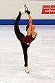 Mao Asada Spin - 2006 Skate America.jpg