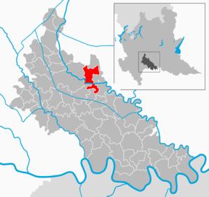 Corte Palasio - Image: Map IT Lodi Corte Palasio