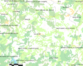Map commune FR insee code 23257.png