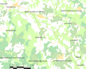 Map commune FR insee code 23260.png