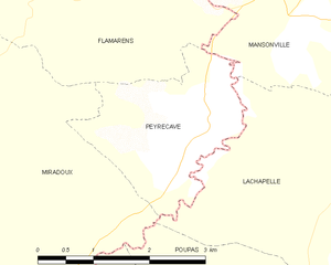Map commune FR insee code 32314.png