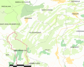 Map commune FR insee code 34339.png