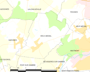 Map commune FR insee code 59617.png