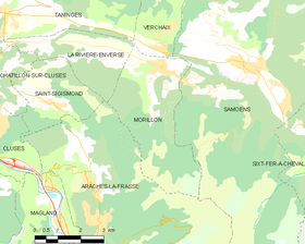 Map commune FR insee code 74190.png