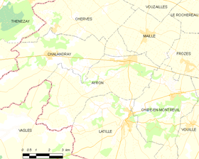 Map commune FR insee code 86017.png