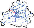 Map of Automobile Roads in Belarus M7 v2.png
