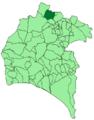 Map of Cumbres de San Bartolomé (Huelva).png