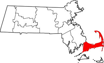 Map of Massachusetts highlighting Barnstable County.svg