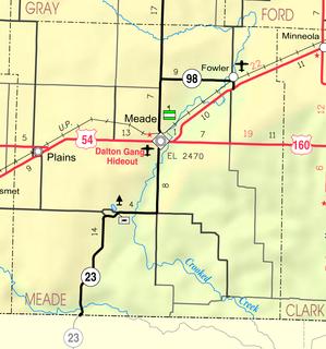 Plains, Kansas City in Kansas, United States