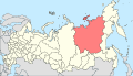Map of Russia - Sakha (Yakutia) Republic (2008-03).svg