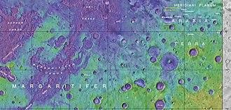 Chaos terrain - Image: Mapbeer