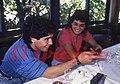 Maradona sabatini mesa.jpg
