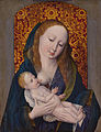 Maria and Child, Anonymous, Southern Netherlands.jpg