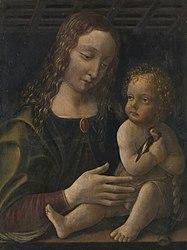 Francesco Napoletano: Virgin and Child