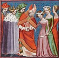 Mariage de Charles IV le Bel et de Marie de Luxembourg, FR 2608.jpg