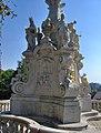 Marian plague column in Nitra5.JPG