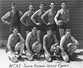 Marine Corps Air Station, Santa Barbara Basketball Champs, circa 1945 (16570531422).jpg