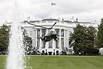 Marine One Departs the South Lawn (40882917143).jpg