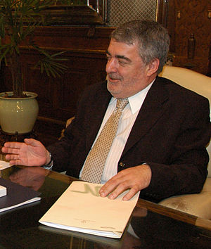 Governor of Chubut province - Image: Mario das neves