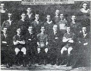 1920 New Zealand rugby league season - Marist in 1920