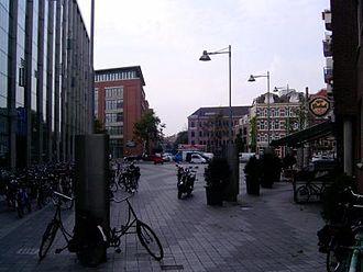 Markenplein - Markenplein
