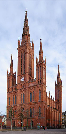 Image illustrative de l'article Marktkirche (Wiesbaden)