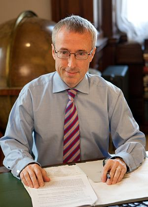 Martin Donnelly (civil servant) - Image: Martin Donnelly, Permanent Secretary of the Department for Business, Innovation and Skills